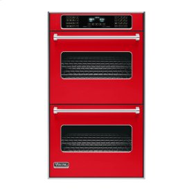 """Racing Red 30"""" Double Electric Touch Control Premiere Oven - VEDO (30"""" Wide Double Electric Touch Control Premiere Oven)"""