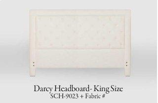 Darcy King Headboard