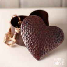 Copper Heart Box