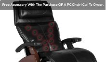 Perfect Chair Jade Heat Kit - TexturedBlack