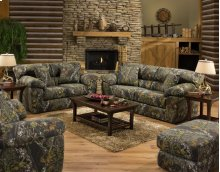 Sleeper Sofa - Mossy Oak Break-up