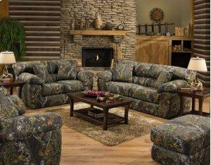 JACKSON 3206-04 Mossy Oak New Break-Up Queen Sleeper Sofa