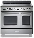 "Stainless Steel 36"" Verona Classic Electric Double Oven Product Image"