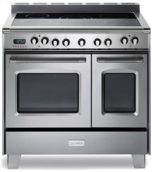 """Stainless Steel 36"""" Verona Classic Electric Double Oven"""