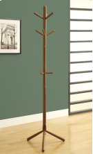 "COAT RACK - 69""H / OAK WOOD CONTEMPORARY STYLE Product Image"