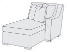 Germain Right Arm Chaise in Mocha (751) Product Image