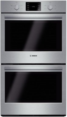 """30"""" Double Wall Oven 500 Series - Stainless Steel"""
