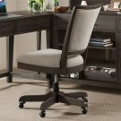 Vogue - Upholstered Desk Chair - Umber Finish Product Image