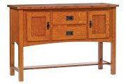 """54"""" Mission Sideboard Product Image"""