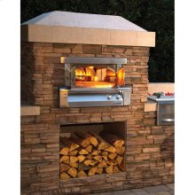 "30"" Pizza Oven for Built-In Installations"