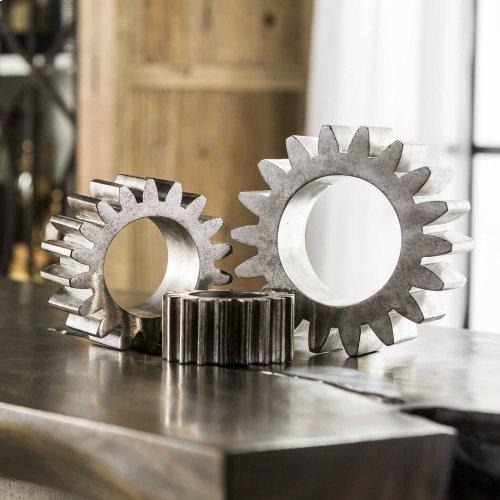 Gears Sculpture, S/3