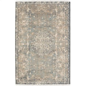 Floret by Patina Vie Seagrass Rectangle 9ft 4in X 12ft 9in