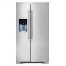 Standard-Depth Side-By-Side Refrigerator with IQ-Touch Controls Product Image