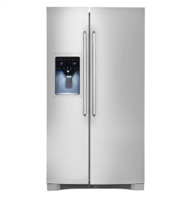 Standard-Depth Side-By-Side Refrigerator with IQ-Touch Controls