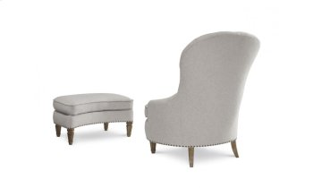 Collection One Upholstered Christiansen Ottoman Product Image