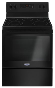 30-Inch Wide Electric Range With Shatter-Resistant Cooktop - 5.3 Cu. Ft.