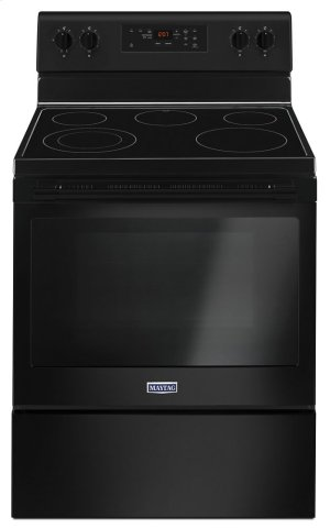 30-Inch Wide Electric Range With Shatter-Resistant Cooktop - 5.3 Cu. Ft. Product Image