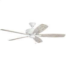 "Terra Collection 60"" Terra Ceiling Fan MWH"