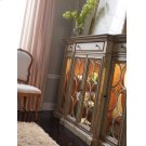 Bahama Sideboard/Curio with Glass Doors Product Image