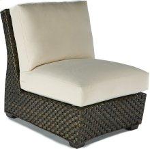 Leeward Armless Lounge Chair