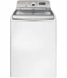 5.5 cu.ft. (IEC) stainless steel capacity washer