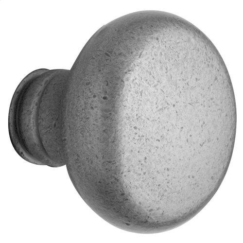 Distressed Antique Nickel 5015 Estate Knob