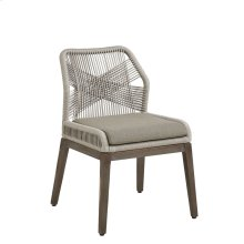 Grey Fiddler Chair
