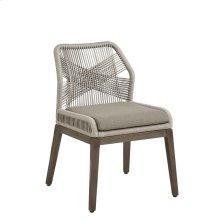 Grey Fiddler Chair