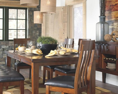 Ralene 5-PC Dining Set - Bench Half Price w/ Purchase