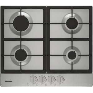 Blomberg 24in gas cooktop, 4 burner