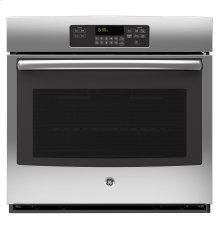 """SAVE BIG - FLOOR MODEL CLEARANCE - BRAND NEW NEVER USED - FULL WARRANTY ...GE® 30"""" Built-In Single Wall Oven - MODEL JT3000SFSS"""