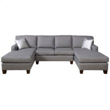 Custom Choices Left Arm Chaise