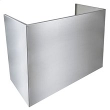 Optional Standard Depth Flue Cover for EPD61 Series Range Hoods