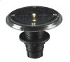 Solar Deck and Path Lights - 5 Pc Set Deck Lights