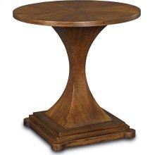 Pinnacle End Table