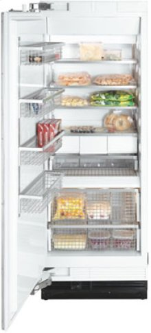 "30"" F 1811 SF Built-In Stainless Steel Freezer - Stainless steel"