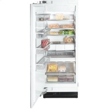 "30"" F 1813 SF Built-In Clean Touch Steel Freezer - 30"" Freezer"
