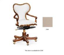 Adjustable Kidney Desk Chair (COM)