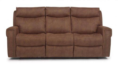 Wyatt Fabric Power Reclining Sofa