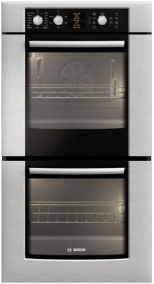 """27"""" Double Wall Oven 500 Series - Stainless Steel"""