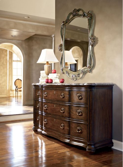 Lucca Dresser (Marble Top)