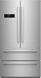 "800 Series 36"" Counter Depth French Door Bottom Freezer 800 Series - Stainless Steel B21CL80SNS Product Image"