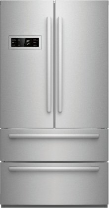 "800 Series 36"" Counter Depth French Door Bottom Freezer 800 Series - Stainless Steel B21CL80SNS"