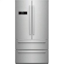 800 Series French Door Bottom freezer, 3 doors Stainless steel B21CL80SNS