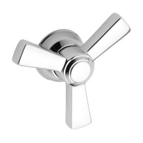 White Tank Lever/Faucet Handle