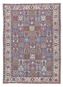 "PER BAKTIARI 000056181 IN MULTI 14'-9"" X 11'"