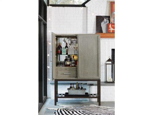 Zephyr Bar Cabinet