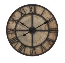 Bryan Map Wall Clock