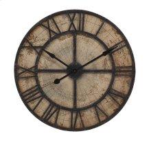 Bryan Map Wall Clock