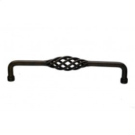 Birdcage Appliance Pull 30 Inch (c-c) - Patina Rouge